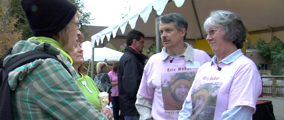 Bill and Jan Mohat, Parents of Eric Mohat, Victim of Bullycide